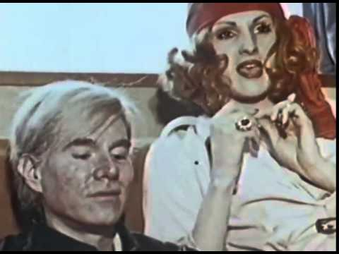 I Love Warhol: Andy Warhol and Superstar Candy Darling Interview