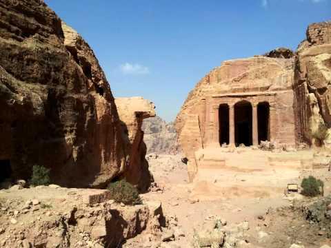Voyage En Israël - Jordanie