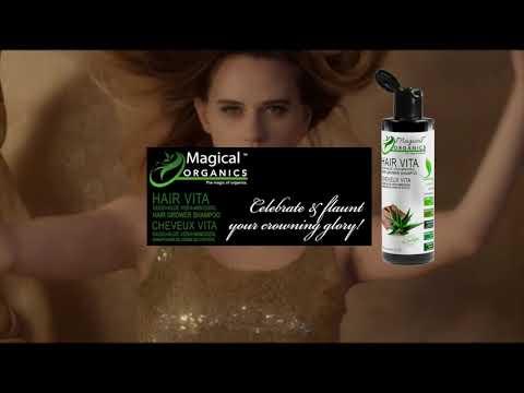 MAGICAL ORGANICS HAIR VITA INFOMERCIAL 1