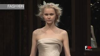 GEORGES HOBEIKA Haute Couture Autumn Winter 2011 2012 Paris   Fashion Channel