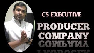 Producer companies by Arpit jain
