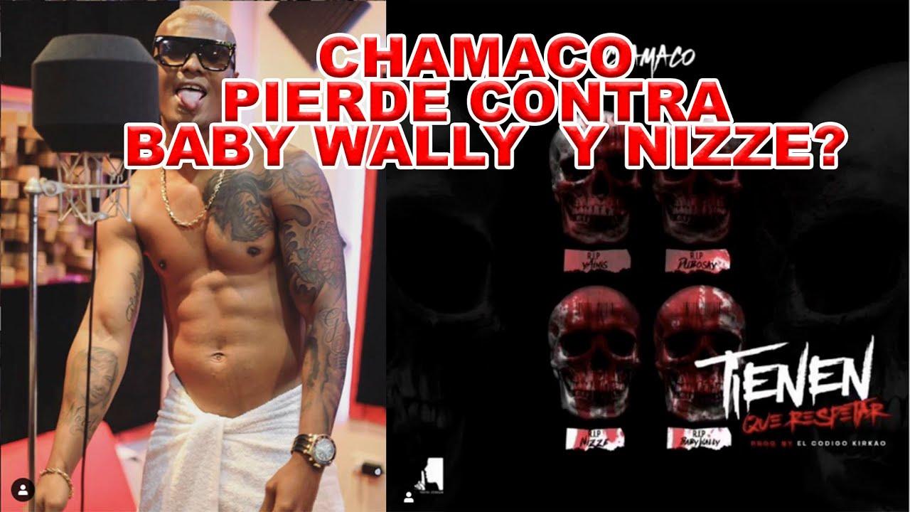 CHAMACO PIERDE LA TIRADERA CONTRA BABY WALLY ? / BOZA ES TENDENCIA CON SU ÁLBUM Y MÁS
