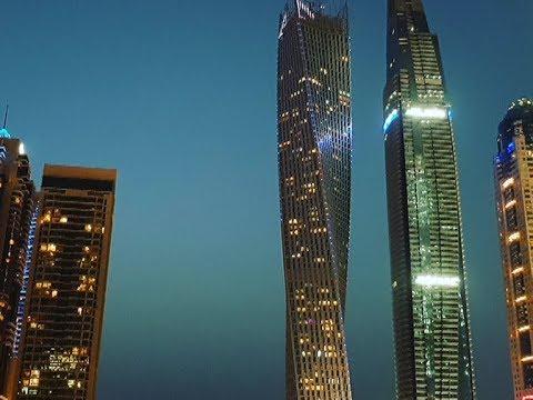 DUBAI, DUBAI MARINA, UNITED ARAB EMIRATES , DUBAI 2018, MARINA WALK IN DUBAI