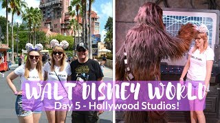 Walt Disney World Vlog August 2018 - Day 5 - Hollywood Studios