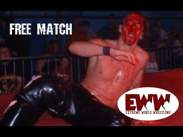 Free Match: Bloodiest match in EWW history! Extreme Warfare match! Ashe Vs Phil Bedwell