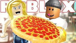 MAKING OUR OWN PIZZERIA IN ROBLOX