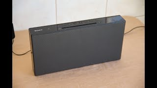 Аудиосистема Sony CMT-X3CD (Wireless Hi-Fi Audio System)