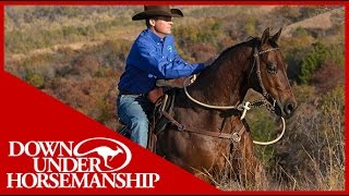 Clinton Anderson: Fundamentals on the Trail, Part 1  Downunder Horsemanship