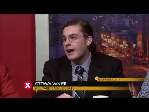 Ottawa-Vanier 2016 Provincial By-Election Debate