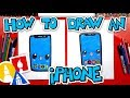 How To Draw A Funny iPhone