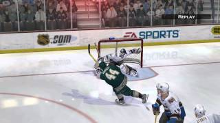 Dolphin Emulator 4.0-3482 | NHL 2005 [1080p HD] | Nintendo GameCube
