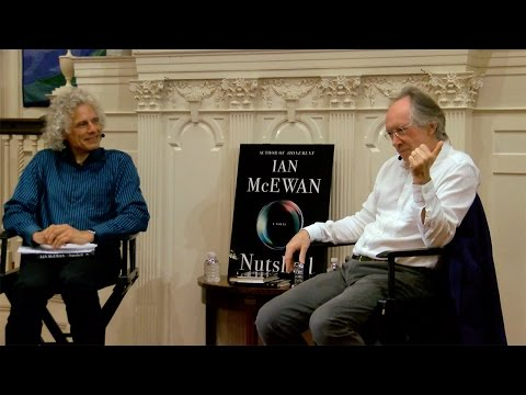 Steven Pinker talks with Ian McEwan about his novel 'Nutshell'