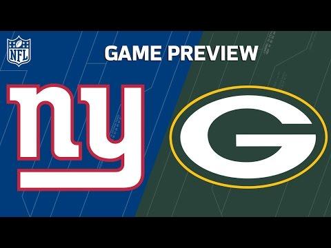Giants vs. Packers | Eli Manning vs. Aaron Rodgers | NFL Wild Card Weekend Previews