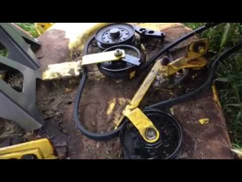 John Deere Mower 1997190 Sx95 Youtube. John Deere Mower 1997190 Sx95. John Deere. Find John Deere Rx95 Belt Diagram At Scoala.co