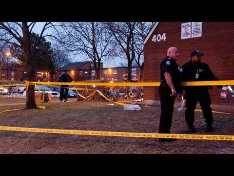 Mass shooting in Toronto