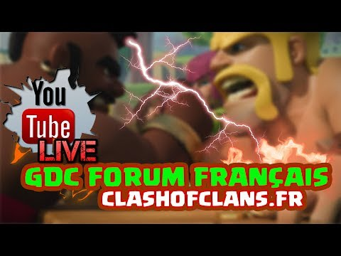 LIVE GDC Jacky's Crue vs Treibhaus | FORUM CLASHOFCLANS.FR | les Forumeurs se déchainent