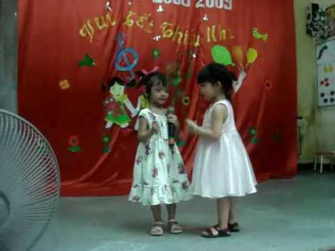 ThanhHa - Van nghe tet thieu nhi 1.6.09 (Part2)