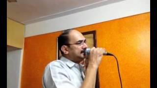 Teri galiyon mein na ... sung by Shailen Ambegaokar .. 250713