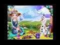 Frozen Elsa Ice Flower game online