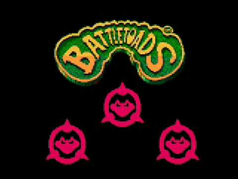 nes collections - battle toads - speed bike