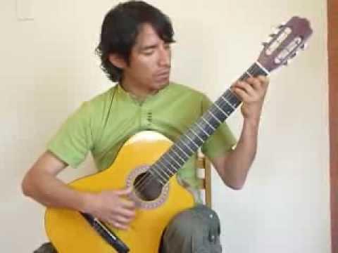 7 Balada Para Adelina En Guitarra Jf Youtube