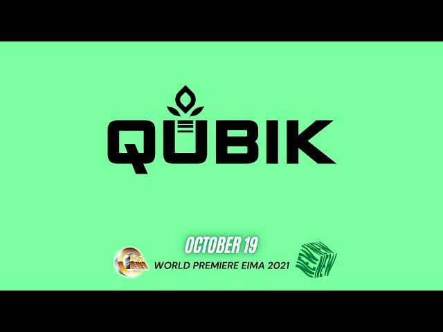 CHECCHI & MAGLI - New QUBIK - Eima 2021