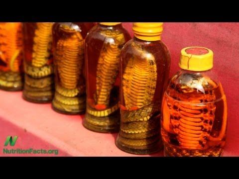 Dietary Supplement Snake Oil