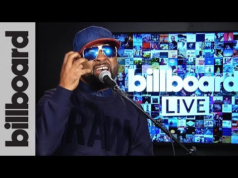 Musiq Soulchild Performs 3 Songs Off New Album 'Feel The Real' | Billboard