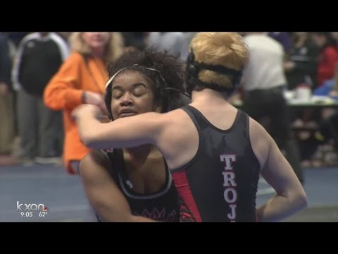 UIL transgender policy playing out in the state wrestling tournament