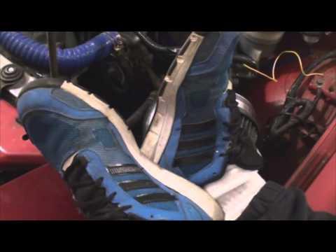 Lublin Racing tv - Drift Champion shoes!