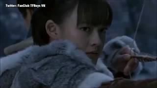 [Tổng Hợp Giấm Phim Mới] Vương Tuấn Khải - Lại cảnh tình cảm T_T T_T T_T