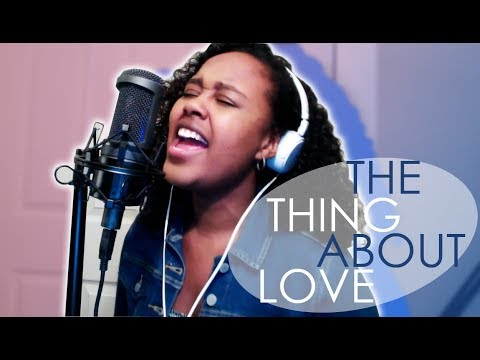 The Thing About Love - Alicia Keys | Sidonia Daniella Cover