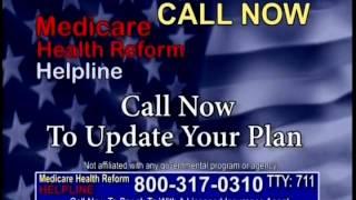 Medicare Health Reform Helpline Tv Commerical