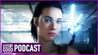 Gamescom 2019 and the Return of Alexa Ray! - What's Good Games (Ep. 119)