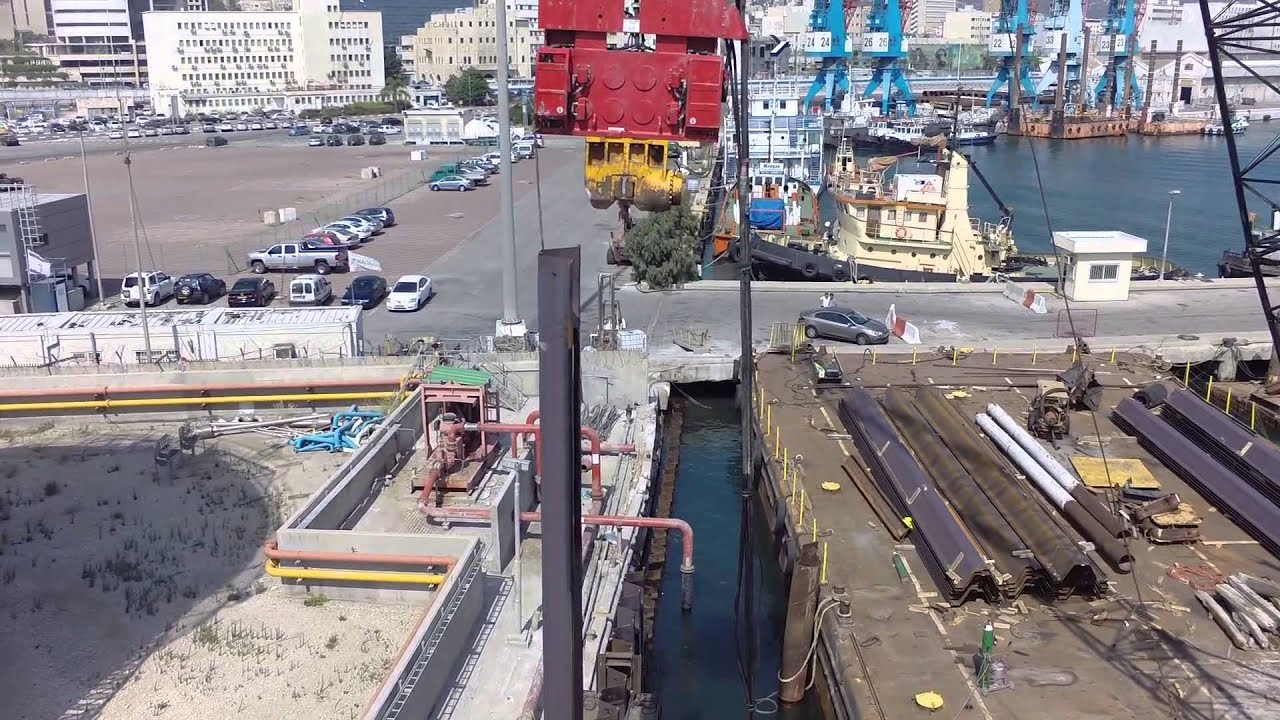 Marine Works & Civil Engineering | Construction of a new