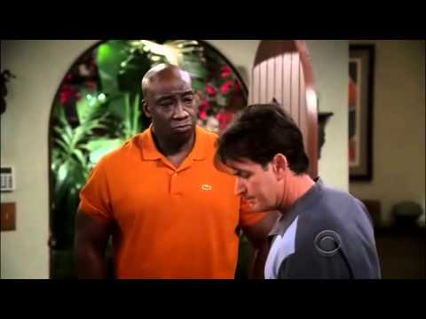 Two and a Half Men  Michael Duncan and Charlie Sheen
