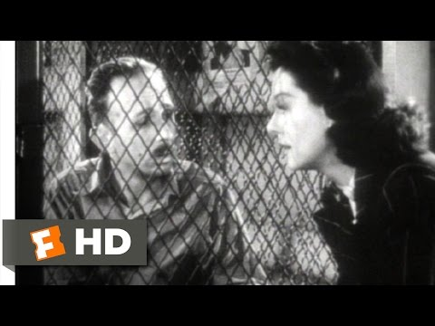 His Girl Friday (1940) - Jailhouse Interview Scene (5/12) | Movieclips