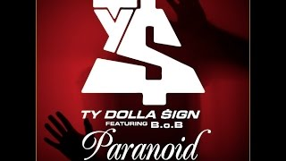 Ty Dolla $ign - Paranoid ft. B.o.B - (Cover) Peigh Jones