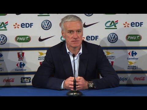 Football/Amicaux: la France battue 3-2 par la Colombie
