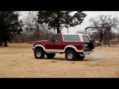 Ford Bronco SUV for sale at auction | bidding closes February ,