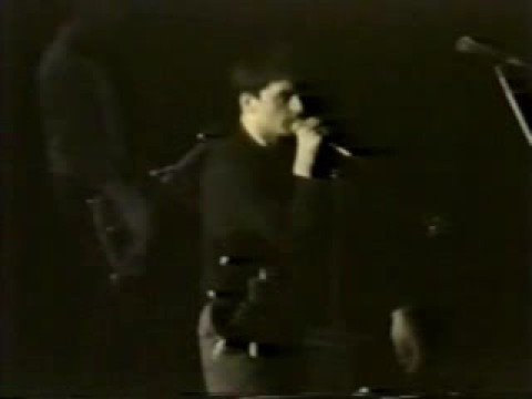 Joy Division - Love Will Tear Us Apart (Live)