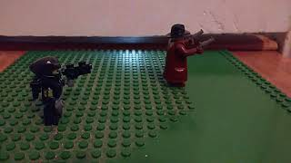 a lego action movie