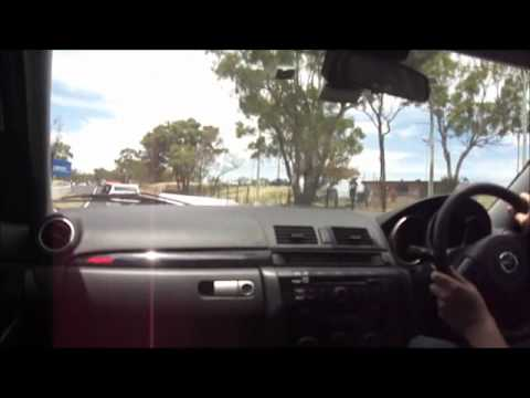 Lap of Bathurst at armour all 12hr race