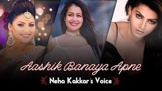 Neha Kakkar - Aashiq Banaya Aapne - Hate Story 4 | Urvashi Routela | Himesh Reshamiya