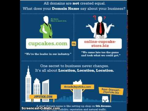 Domain Name Sales Rep