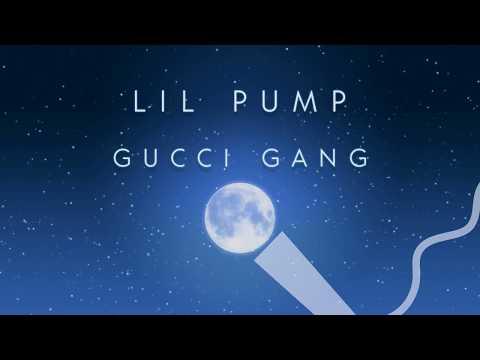Lil Pump - Gucci Gang (Karaoke/Instrumental Version)
