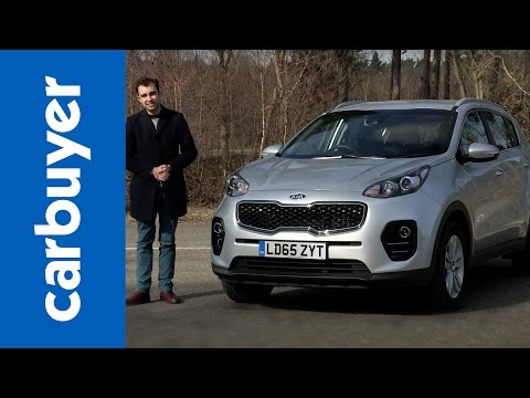 Kia Sportage SUV 2016 review – Carbuyer