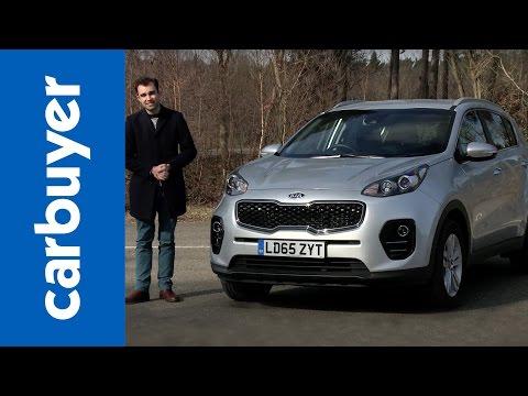 Kia Sportage SUV in-depth review – Carbuyer