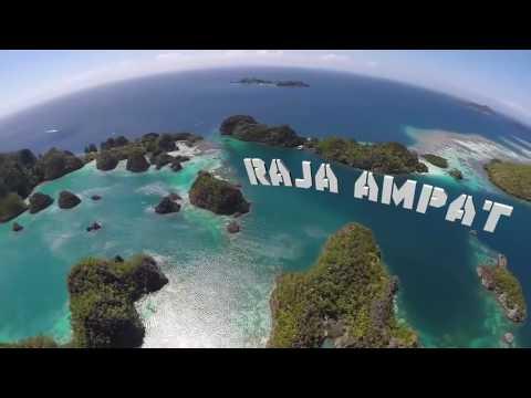 Amazing trip to Raja Ampat HD   Papua Barat   YouTube