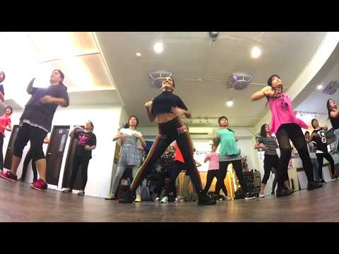 Stylish Moves Workshop with Doriane Greens | Taipei, Taiwan